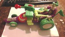 Fisher Price DC Super Friends Hero World Batman Joker Dragster Car & Figure