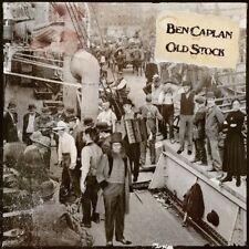 BEN CAPLAN - OLD STOCK   CD NEW!