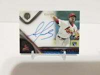2017 Topps Tribute Autographs Alex Reyes Rookie On Card Auto /199 Cardinals RC