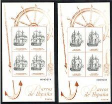 ESPAÑA 1995. PRUEBA OFICIAL 36A. BARCOS DE EPOCA