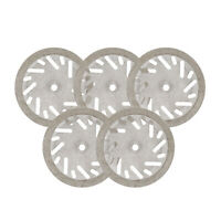 5pcs Dental Lab Polishing Diamond Disc for Dental Cutting Plaster Disc