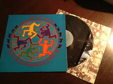 N.Y.C. PEECH BOYS life is something special RARE KEITH HARING ART COVER LP NEUF