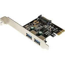Startech.com adaptador tarjeta controladora PCI Express Pci-