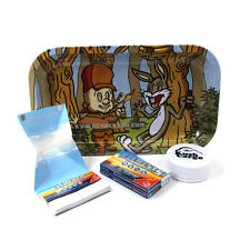 Elements Artesano 1 1/4 Rolling Papers with Rolling Tray Nugz Bunny