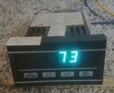 Lfe Temperature Display Model 4500 For Type J Thermocouple