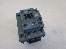 SIEMENS SIRIUS LEN00C004277B 30AMP 600VAC LIGHTING CONTACTOR XLNT USED TAKEOUT