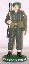 Statuette Soldat du Commando Kieffer
