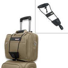 Travelon Bag Bungee Black Travel Accessory Luggage Belt Convenient Secure Strap