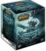World of Warcraft TCG WoW Trading Card Game Epic Set Scourgewar Fastest deliver