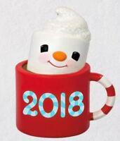Hallmark: Coca Cutie - Miniature Club Ornament - Keepsake Ornament - 2018