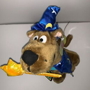 Warner Brothers Toy Network Cartoon Network Scooby Doo Wizard With Hat Wand Cape