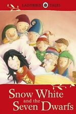 Ladybird Tales Snow White and the Seven Dwarfs New Hardcover Book Ladybird Ladyb