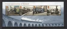 GB 2012 Commemorative Stamps~Locomotives Scotland~ M/S~Unmounted Mint Set~UK