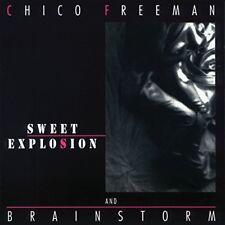 Chico Freeman SWEET esplosione (1990, & Brainstorm) CD []
