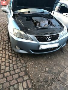 LEXUS IS220D X1 WHEEL NUT BREAKING 2007