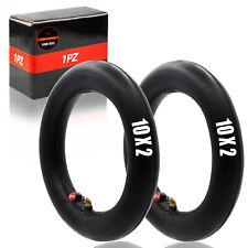 2 Heavy Duty 10x2 Inner Tube SWAGTRON SWAGCYCLE PRO ENVY 10x1.75 - 10x2.125 Tire