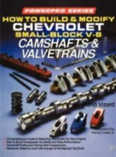 How to Build and Modify Chevrolet Small-Block V-8 Camshafts and Valves (Motorb..