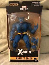 Marvel Legends BEAST X-Men Caliban BAF, NIB LOOK!!!