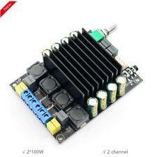 Tda7498 Audio Amplifier Board Digital Power Amplifier Module 2Ch Stereo 2*100W