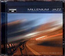 MILLENIUM JAZZ SELECTION JAZZ ELECTRIQUE & ELECTRONIQUE - CD COMPILATION [1527]