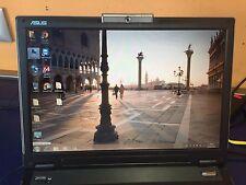 Asus W7J Monitor Screen Display Lcd Vga Video Schermo Usato B133EW01 V.0