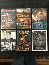 6 Skateboarding Dvd Lot Logic Foundation Satori Skate Maps Zoo York