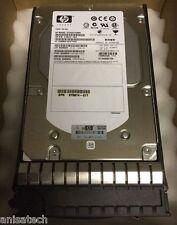 "HP 516810-002 517353-001 450GB 15K RPM 3.5"" DP SAS HARD DISK DRIVE-EF0450FARMV"