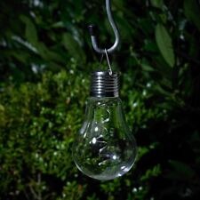 Outdoor Vintage Filament Bulb Shaped Garden LED Light X 4