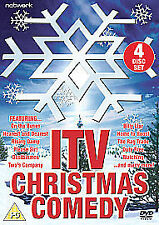 ITV Christmas Comedy [DVD], New, DVD, FREE & FAST Delivery