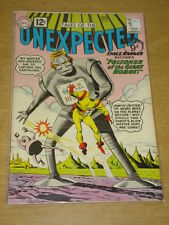 TALES OF THE UNEXPECTED #68 FN- (5.5) DC COMICS JANUARY 1962 **