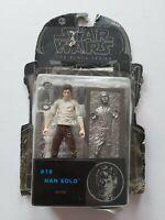 """Star Wars Black Series Han Solo Carbonite #19 3.75"""" Figure  Damaged Packaging B"""