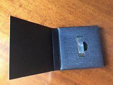 PANERAI Chiavetta Pendrive Usb Stick Acciaio Inox Stainless Steel Press Kit 2013
