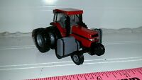 1/64 ERTL custom farm toy case ih 7110 Tractor w/ Duals & side saddle tanks
