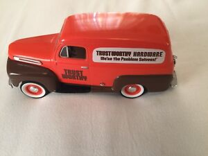 Trust Worthy Liberty Classic 1948 Ford Limited Edition Die-Cast Metal Bank