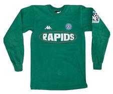 MLS Colorado Rapids Kappa Long Sleeve T-shirt Size Adult Small Green