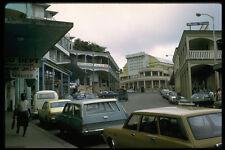 381048 Colonial style Shopping Area Nandi Fiji A4 Photo Print