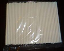"""Sucker Lollipop Sticks 4 1/2"""" x 5/32"""" 100 ct. Candy & Chocolate Cake Pop Making"""