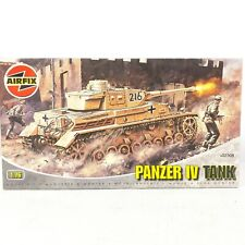 Airfix A02308 Panzer IV Tank 1 76 Scale Series 2 Plastic Model Kit