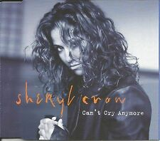 SHERYL CROW Can't Cry Anymore 3 RARE LIVE TRX Europe CD single SEALED USA Seller