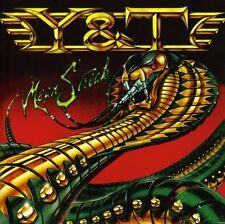 Y&T - Mean Streak [New CD]