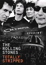 THE ROLLING STONES Totally Stripped DVD BRAND NEW NTSC Region ALL