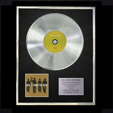 SHED 7 (SEVEN)  GOING FOR GOLD  CD PLATINUM DISC FREE P+P!!