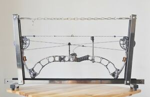 Axis Bow Press /Safest/Stainless Steel Construction fr Compound bows