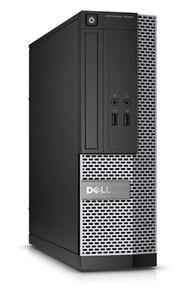 Dell Optiplex 3020 SFF Core i5 8GB RAM 2TB HDD Windows 10 PRO AMD Radeon HD 6450