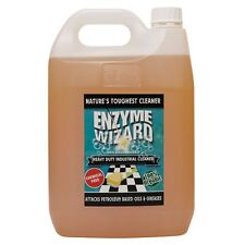 Enzyme Wizard Heavy Duty Floor Cleaner Degreaser 5lt Jerry Can