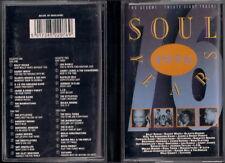 VARIOUS - SOUL YEARS 1976 - 2  Musicassetta Cassette Tape MC K7 NEW Never Played