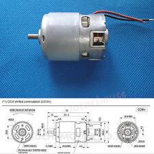 MABUCHI RZ-735VA-9517 DC 12V-20V 18V High Speed Power Garden Tools Drill Motor