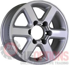 NEW Holden Rodeo RA LT 16x7 BARE Alloy Rim SELLING IN SINGLES - NO CAP 2003-2005