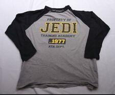 Long Sleeve t-Shirt JEDI Training Academy Medium Mens