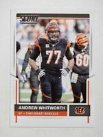 2017 Score #10 Andrew Whitworth - NM-MT